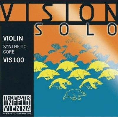Thomastik Vision Solo VIS101 Set