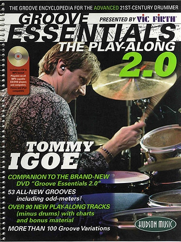 No brand Tommy Igoe: Groove Essentials - The Play-Along 2.0