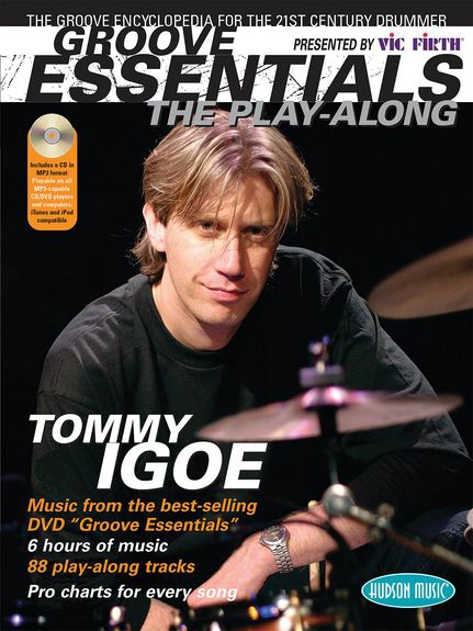 No brand Tommy Igoe: Groove Essentials Volume 1 - The Play-Along