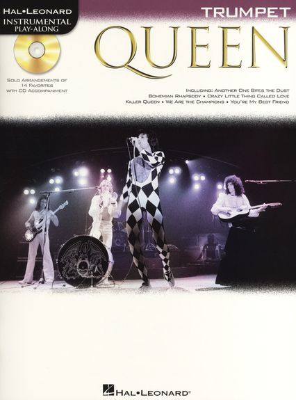 No brand Trumpet Play-Along: Queen