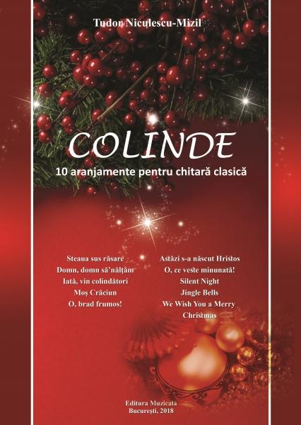No brand Tudor Niculescu-Mizil - Colinde
