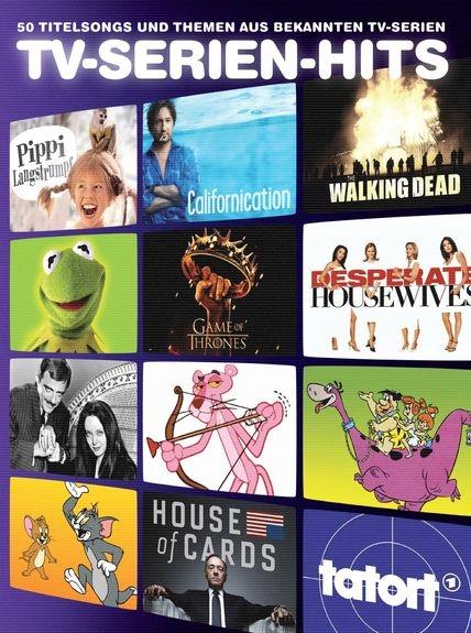 No brand TVSerienHits 50 Titelsongs Und Themen Aus Bekannten TVSerien