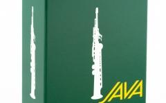 Vandoren Java Green Soprano Sax 3
