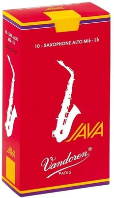 Vandoren Java Red Alto Sax 2