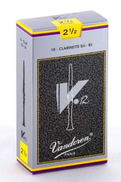 Vandoren V12 Clarinet Bb 2.5