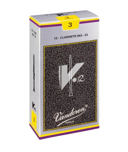 Vandoren V12 Clarinet Eb 3