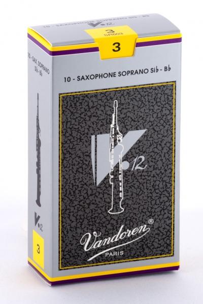 Vandoren V12 Soprano Sax 3