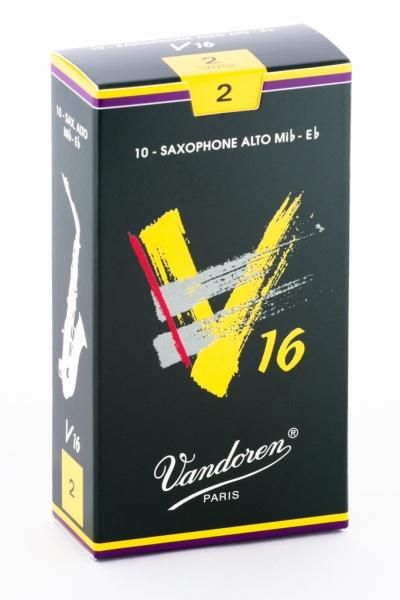 Vandoren V16 Alto Sax 2