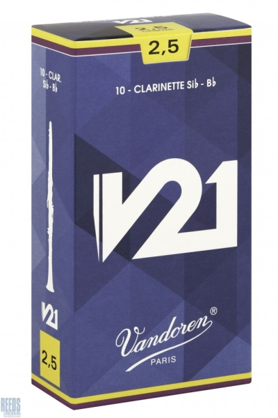 Ancie de clarinet Vandoren V21 Clarinet Bb 2.5
