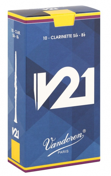 Vandoren V21 Clarinet Bb 3.5+