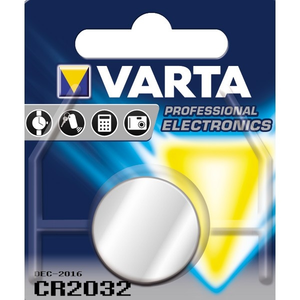 Varta CR2032 Single