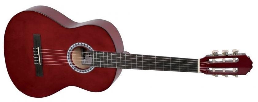 Chitara clasica 1/2 VGS Basic Classic 1/2 Red