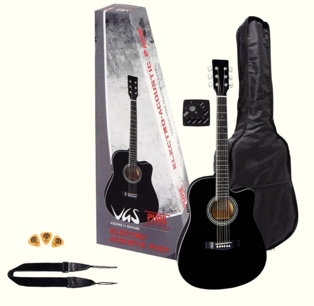 VGS VGS D-1 CE Black Pack