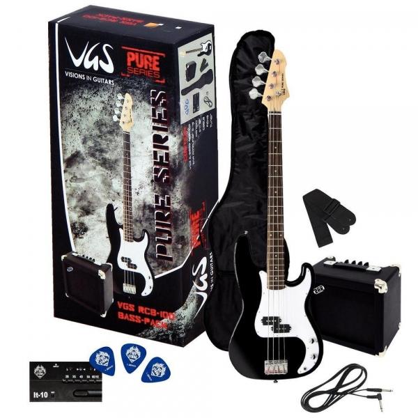 VGS E-Bass BK