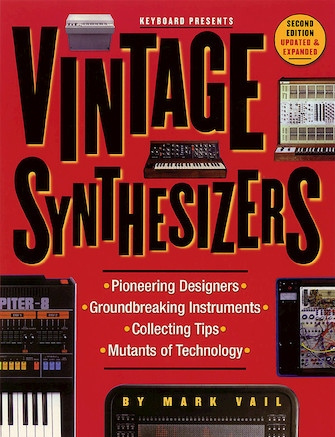 No brand Vintage Synthesizers - 2nd Edition