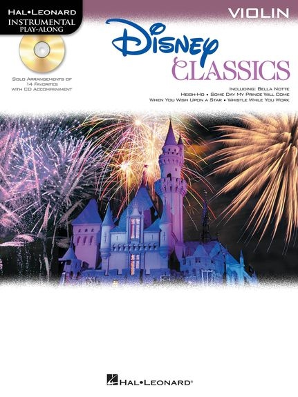 No brand Violin Play-Along: Disney Classics