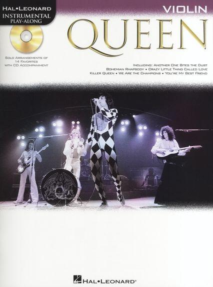 No brand Violin Play-Along: Queen
