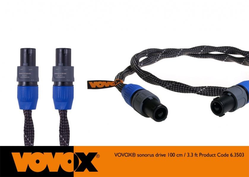 VOVOX Sonorus Drive Speakon 100