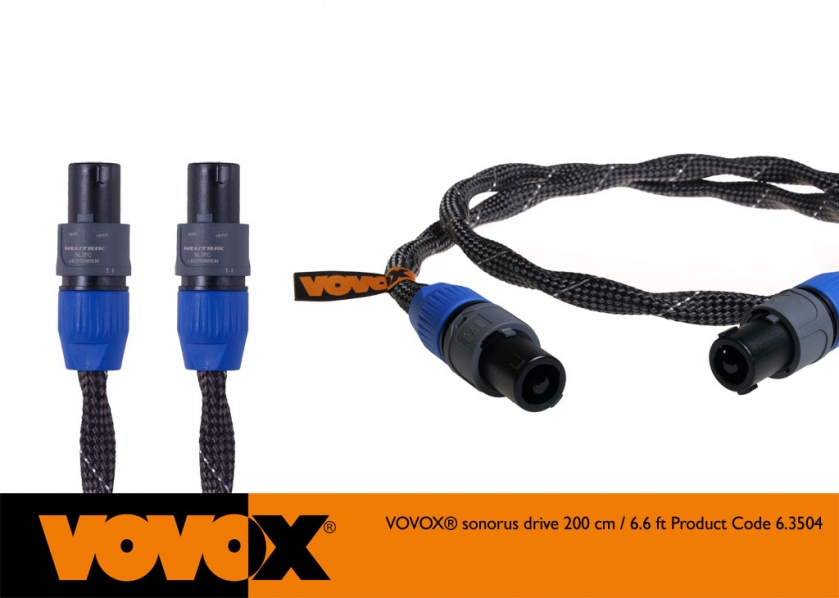Vovox Sonorus Drive Speakon 200