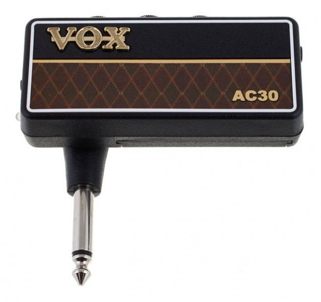 Amplificator de casti pentru chitara electrica cu efecte incorporate VOX Amplug 2 AC30