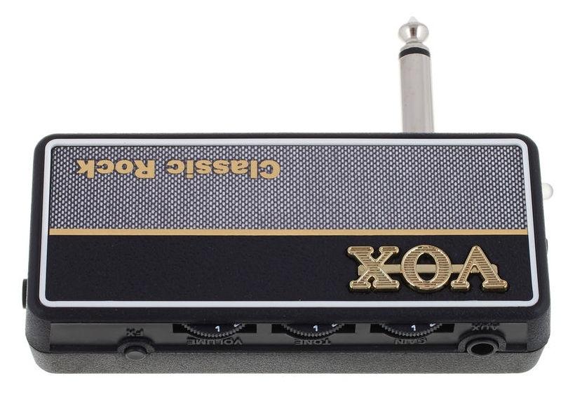 Amplificator de casti pentru chitara electrica cu efecte incorporate VOX Amplug 2 CRock