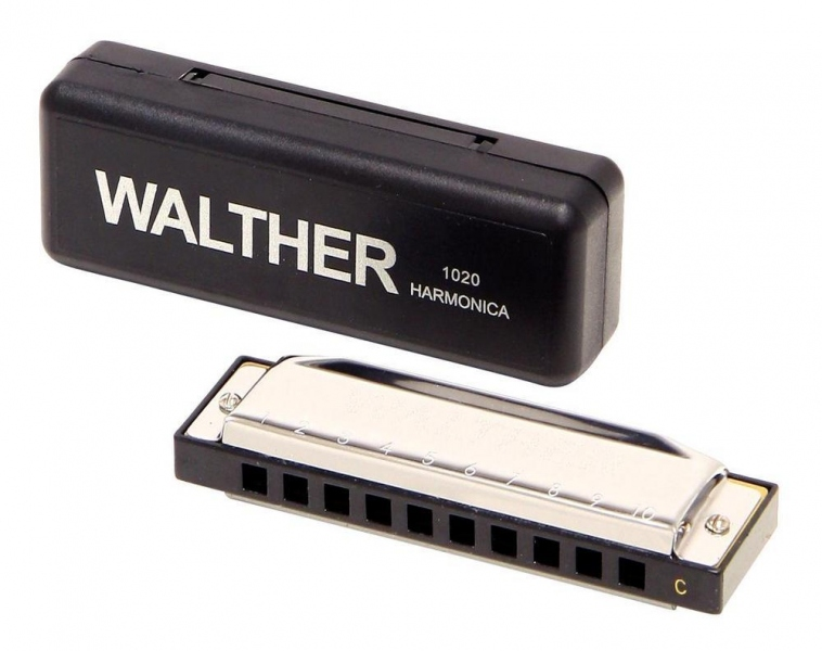 Walther Diatonic Richter Model