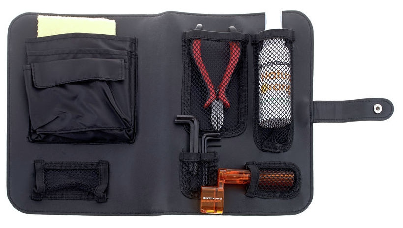 set pentru ingrijire si reglaj chitara Warwick RockCare Guitar Maintenance Kit