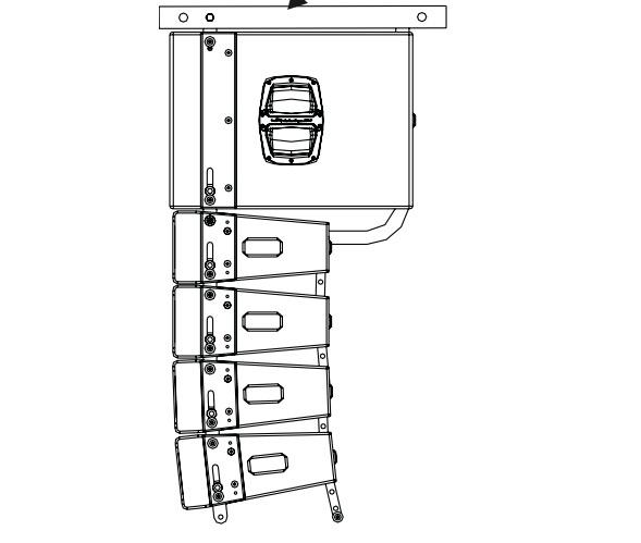 Wharfedale Pro WLA-25 SUB