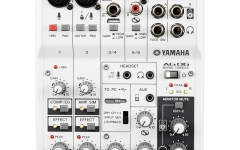 Mixer multifunctional cu 6 canale + interfata USB 2.0 Yamaha AG06