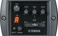 Yamaha Yamaha APX 500 III BK