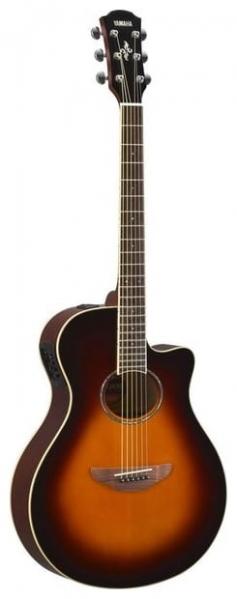 Chitara electro-acustica cu cutaway Yamaha APX 600 OVS