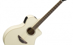 Chitara electro-acustica cu Cutaway Yamaha APX 600 WH