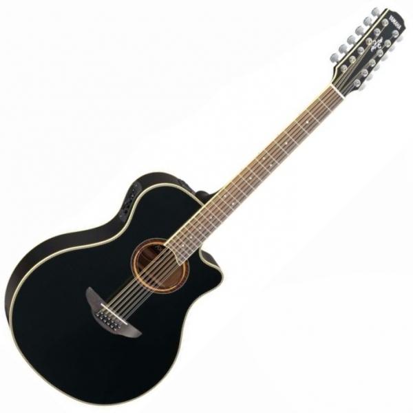Chitara electroacustica Yamaha APX 700 II - 12 BL