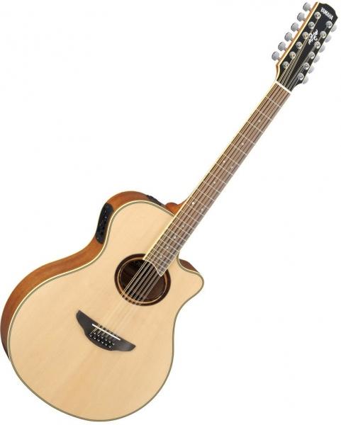 Chitara electroacustica Yamaha APX 700 II - 12 NT