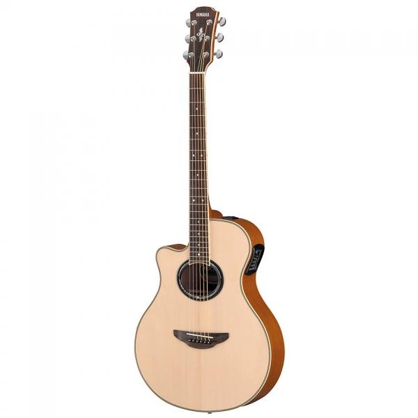 Chitara electro-acustica left hand Yamaha APX700 II L
