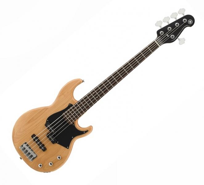 Chitara bass electric cu 5 corzi Yamaha BB 235 NAT