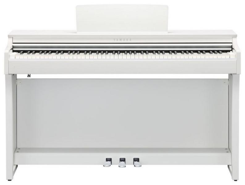 yamaha clavinova clp 625 wh pian digital soundcreation. Black Bedroom Furniture Sets. Home Design Ideas