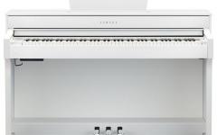 Pian digital cu  88 de clape Yamaha CLP-635 WH