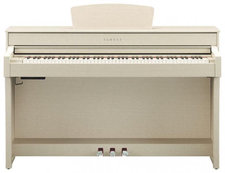 Pian digital cu 88 de clape Yamaha CLP-635 WHA