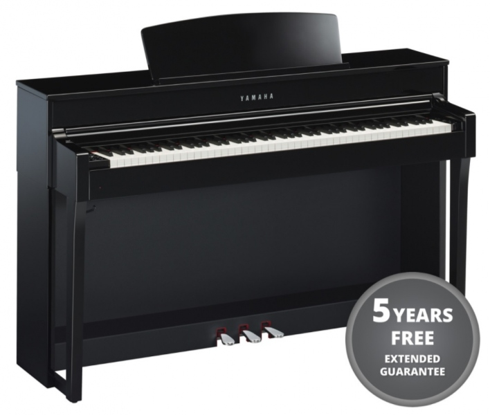 Yamaha clavinova clp 645 pe pian digital soundcreation for Yamaha clp 635 review