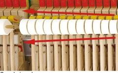 88-key Linear Graded Hammers
