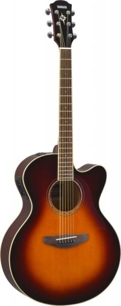 Yamaha CPX 600 Old Violin Sunburst
