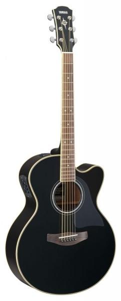 Chitara electro-acustica Yamaha CPX700 II BL
