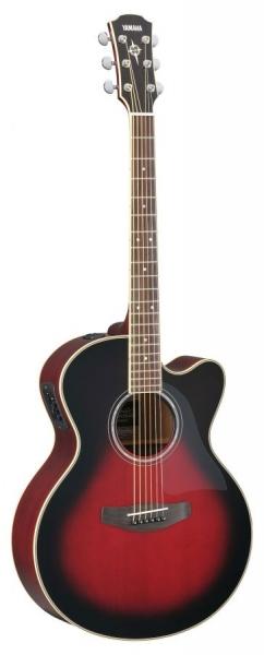 Chitara electro-acustica Yamaha CPX700 II DSR