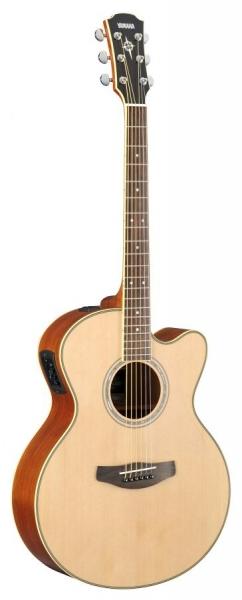 Chitara electro-acustica Yamaha CPX700 II NT