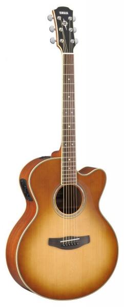 Chitara electro-acustica Yamaha CPX700 II SB