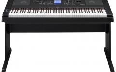 Pian digital de scena Yamaha DGX-660 B
