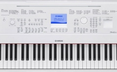 Pian digital de scena Yamaha DGX-660 WH