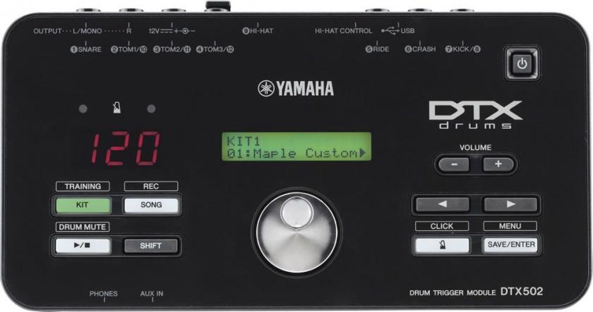 Yamaha DTX-502 Module