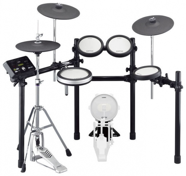 Set de tobe electronice / digitale Yamaha DTX-582K